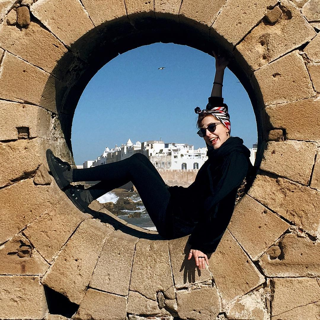 Hashtag Acting normal  Photo by burcinislate essaouiraharbour essaouira moroccohellip